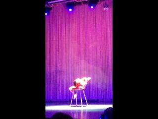 Юбилейный концерт эстрадно-цирковой студии Колесо в ДК Атлант #2