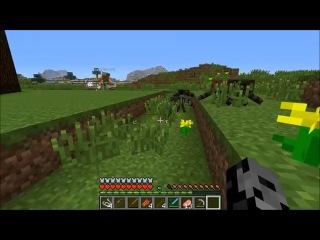 Minecraft- SNOW BEAST CHALLENGE GAMES - Lucky Block Mod - Modded Mini-Game