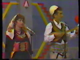 Sali Mani & Violeta Deda 1987 - Moj e mira ne bajze t'Kastratit