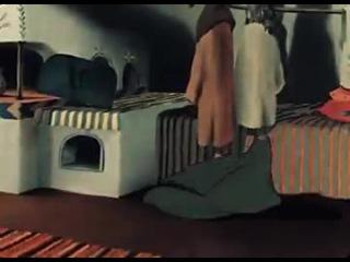 Новогодняя сказка  НОЧЬ ПЕРЕД РОЖДЕСТВОМ  - мультфильм ( 1951 г.)