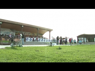 Finals Trap Women - ISSF World Cup Final in all events 2014, Gabala (AZE)