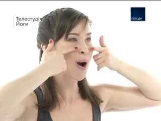 Йога для лица с Еленой Родичевой. Занятие № 5