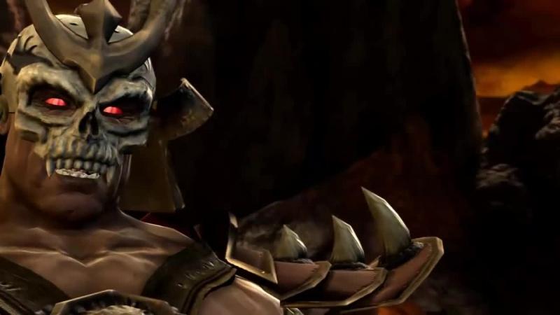 Лорд Рэйден. Прохождение Mortal Kombat. Часть 1. Возвращение в прошлое