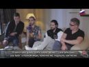Exklusives Yahoo-Interview mit Tokio Hotel (с русскими субтитрами)