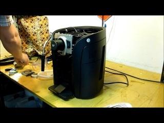 Учимся разбирать кофе-машину Saeco Odea