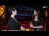 Conchita Wurst - de lEurovision au Crazy Horse - M6info (23.10.2014)