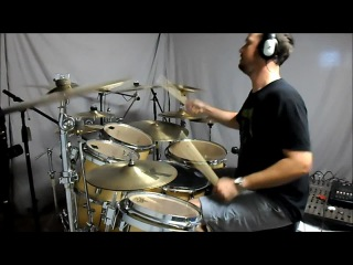 SLIPKNOT - The Negative One (Drum Cover ��� ������� ������)