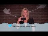 Лиза Кудроу читает злобный твит о себе (Ноябрь 2014)
