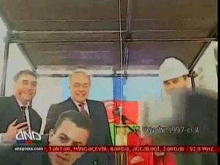 Müstəqilliyə Gedən yol(VI hissə).AR III Prezidenti Heydər Əliyev(1993-2003)Enerji siyasəti