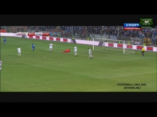 Евро-2016. Отбор. Группа В. 1 тур. Босния и Герцеговина 1:2  Кипр