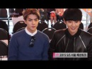 141022 EXO Chanyeol Sehun Cut @ OBSTV
