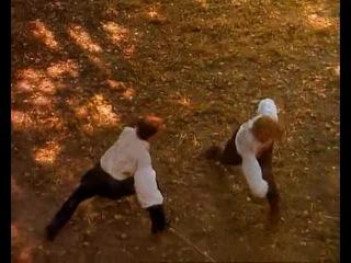 Дуэль миньонов и анжуйцев (Графиня де Монсоро, 1997)
