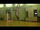 Pole Dance. Дарья Худинская