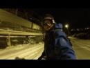 Sochi Abovyan street snowboarding