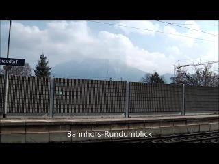 Oberaudorf Meridian Metronom Ersatzzug inkl kurze Mitfahrten EC Guterzug