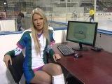 Хоккейная терминология от QueensBand. Ирина Юркова и видеогол