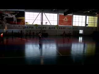 Арсенал - РДЮСШ (СХТ) - 2:3. Первый тайм.