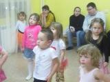Открытый урок по танцам в Подсолнухе. Разминка - 21.11.2014