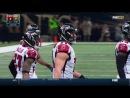American football, NFL  2014, week 16, Falcons vs Saints (part 1)
