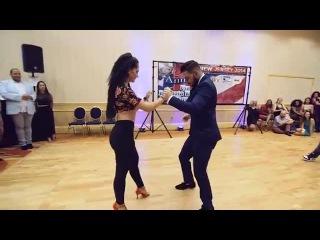 Самый красивый танец Бачата!!!