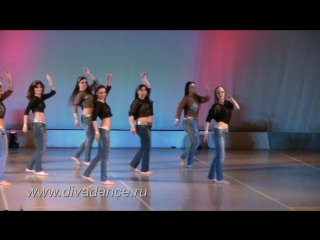 Иди ко мне стрит-шааби (street-shaabi) - школа танца Диваданс