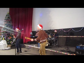Ритм Серця- Jingle Bells (рок обробка)