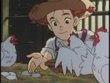 Длинноногий папочка [дядюшка] / My Daddy Long Legs / Watashi no Ashinaga Oji-san - 12 серия (Озвучка) [Kedra]