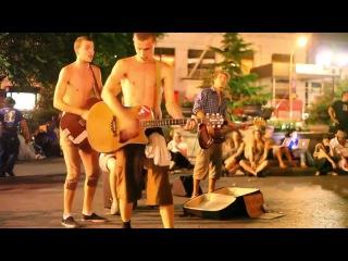 Уличный Блюз #5 Brothers Moving - NYC