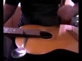 Как играть рок на акустической гитаре