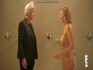 Ellen DeGeneres and Chelsea's Nude Shower Fight!