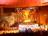 хор Юных Дирижёров Москва 2015 храм Христа Спасителя другие коллективы