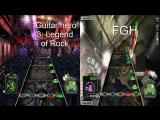 FGH vs Guitar Hero 3: Legend of Rock