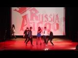 Hope Entertainment - T-ara - What should I do?(Japanese ver.) - World Festival Idol Con Autumn 2014