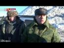 Украинские военные чудом вырвавшиеся из Дебальцевского котла от обстрела своих же сдаются в плен