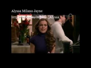 Alyssa Milano о сериале 'Romantically Challenged'