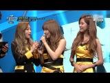 [Clip] SNSD-TTS - Interview (M!Countdown/140918)