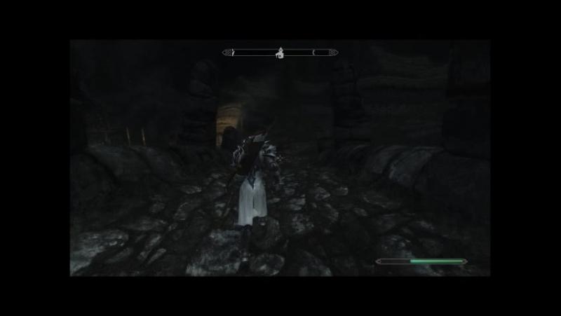 Skyrim: Каменистая дарога(Прохождение квеста Драконий мост. Олде требуется Огнедышащий мед. Надо украсть это для нее)