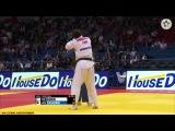 2014 World Championships Chelyabinsk (-63kg Semi Final) GERBI Yarden (ISR) - TASHIRO Miku (JPN)