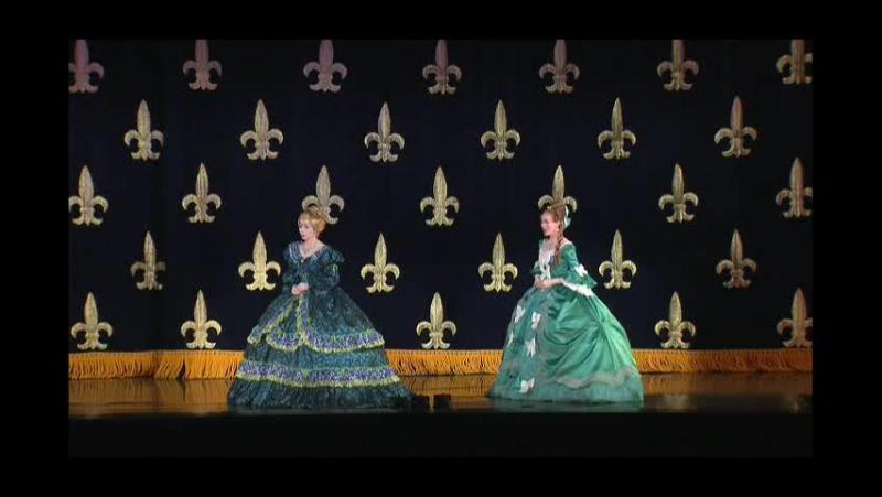 The Rose of Versailles: Fersen(Snow, 2013) Oscar: Ouki Kaname Andre: Yuzuki Reon