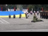 Показові виступи Армійського РБ ліцеїстами К-П ліцею