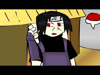 Naruto funny animation :D