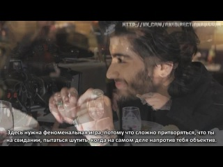 One Direction - Night Changes (Behind The Scenes Part 1) [Rus Sub]