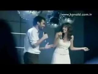 Kanal D промо 2010 - 2011 Фахрийе и Бурак