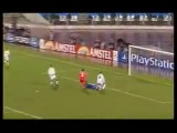 30.10.2001. Локомотив - Реал Мадрид - 2:0 - Лига Чемпионов. Первый групповой этап - СЕЗОН 2001/02. Шестой тур.