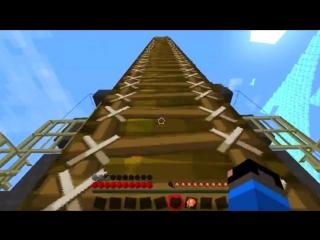 Minecraft: Голодные игры #3 - Фантастическая Четвёрка :3