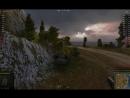 WoT Стандартный бой на ИС-3