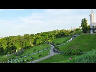 Киев 2014 таймлапс - Timelapse Kyiv (Ukraine) HD