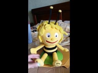 Пчелка Майя сказочница