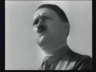 Речь Адольфа Гитлера перед отрядами СС и СД (Перевод)