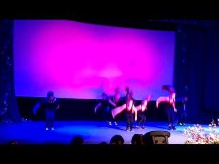 *LIL MS* Рыбинск Концерт 27.12.2014 г. ОКЦ  Уличные танцы))